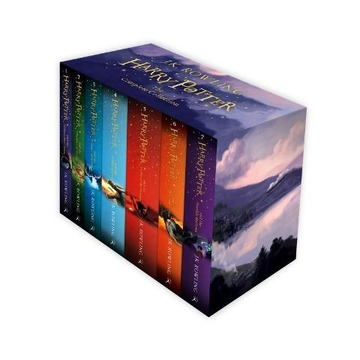 Rowling, Joanne K. ISBN Harry Potter Box Set: The Complete Collection (Children's Paperback)