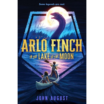 August, John Arlo Finch in the Lake of the Moon
