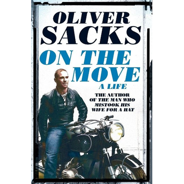 Sacks, Oliver ISBN On the Move book English Paperback 416 pages