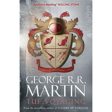 Martin, George R. R. Gollancz - Cassell Group TUF VOYAGING book English Paperback 400 pages