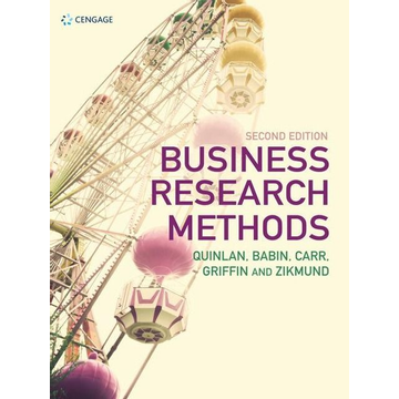 Zikmund, William (Oklahoma State University) Business Research Methods