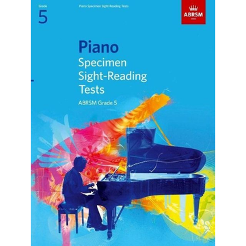 ABRSM Piano Specimen Sight-Reading Tests, Grade 5