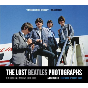 Marion, Larry ISBN The Lost Beatles Photographs
