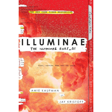 Kaufman, Amie ISBN Illuminae