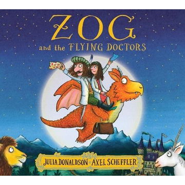 Donaldson, Julia Zog and the Flying Doctors