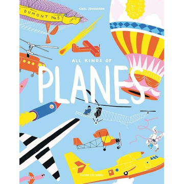 Johanson, Carl All Kinds of Planes