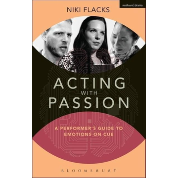 Flacks, Niki ISBN Acting with Passion (A Performer's Guide to Emotions on Cue)