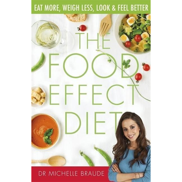 Braude, Dr Michelle ISBN The Food Effect Diet book English Paperback