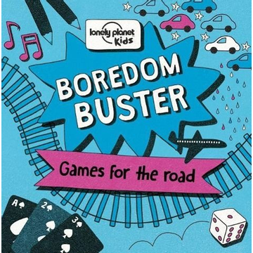 Lonely Planet Kids Boredom Buster