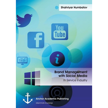 Humbatov, Shahriyar Brand Management with Social Media: In Service Industry