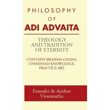 Founder & Author Viswanatha THEOLOGY AND TRADITION OF ETERNITY