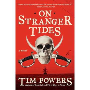 Powers, Tim On Stranger Tides