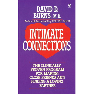 Burns, David D. ISBN Intimate Connections