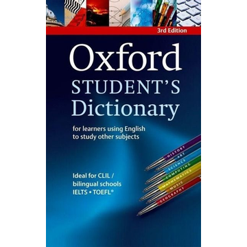 Oxford University ELT Oxford Student's Dictionary