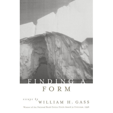 Gass, William H. Finding a Form: Towards a Response Contagion Theory of Persuasion