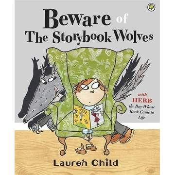 Child, Lauren Beware of the Storybook Wolves