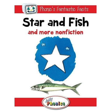 Wernham, Sara Jolly Phonics Paperback Readers, Level 1 Phonic's Fantastic Facts: In Precursive Letters