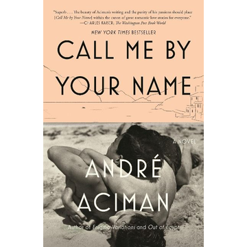 Aciman, Andre Call Me by Your Name