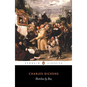 Dickens, Charles ISBN Sketches by Boz
