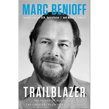 Benioff, Marc Trailblazer