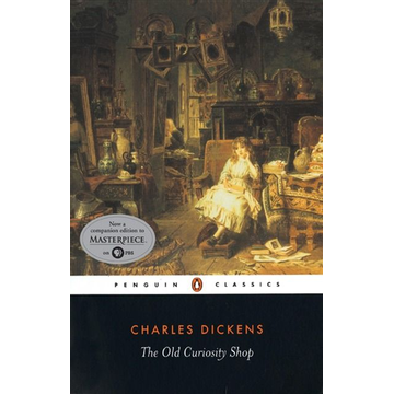 Dickens, Charles ISBN The Old Curiosity Shop
