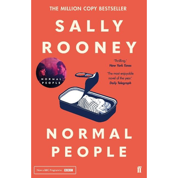 Rooney, Sally ISBN Normal People book Paperback 288 pages