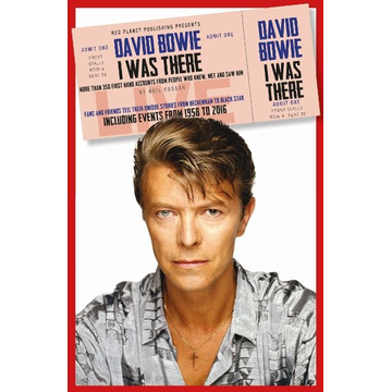 Cossar, Neil David Bowie: I Was There
