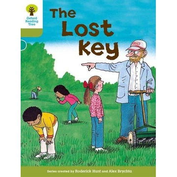 Hunt, Roderick Oxford Reading Tree: Level 7: Stories: The Lost Key
