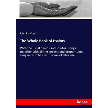 Playford, John The Whole Book of Psalms
