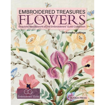 Collinge, Annette ISBN Embroidered Treasures: Flowers
