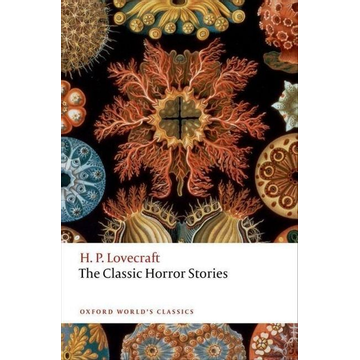 Lovecraft, H. P. ISBN The Classic Horror Stories book English Hardcover 528 pages