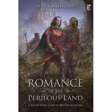 Malthouse, Scott Romance of the Perilous Land: A Roleplaying Game of British Folklore