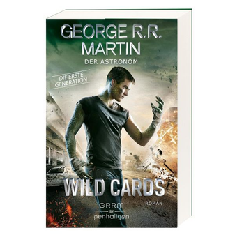George R.R. Martin ISBN 9783764531782 book Fiction German Paperback 544 pages