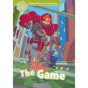 Shipton, Paul Oxford Read and Imagine: Level 3. The Game