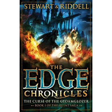 Stewart, Paul Stewart, P: The Edge Chronicles 1: The Curse of the Gloamglo