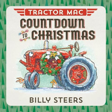 Steers, Billy Tractor Mac Countdown to Christmas