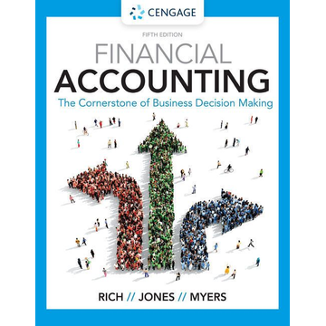 Rich, Jay S. Financial Accounting