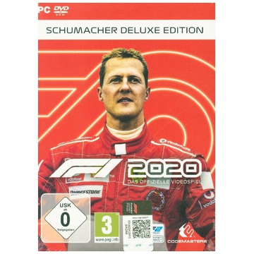 GAME F1 2020 Schumacher Deluxe Edition. Für Windows