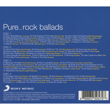 Various Pure...Rock Ballads