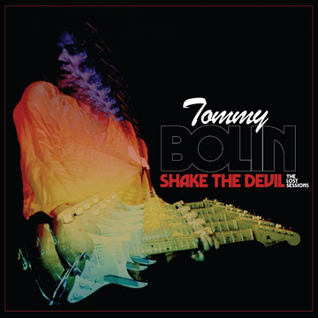 Bolin,Tommy Shake The Devil-The Lost Sessions