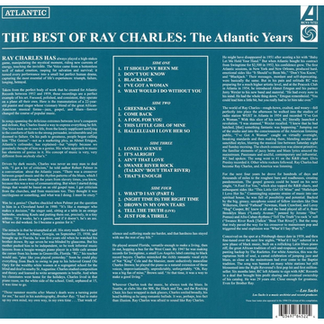 Charles,Ray The Best Of Ray Charles:The Atlantic Years