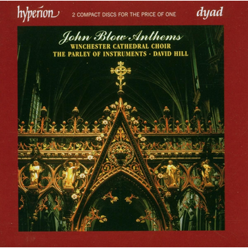 Winchester Cathedral Choir Anthems