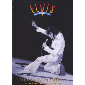 Presley,Elvis Walk A Mile In My Shoes-The Essential 70s Master