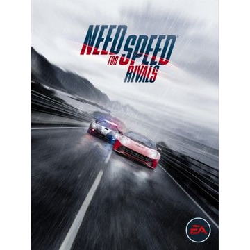 Electronic Arts Need For Speed: Rivals, Xbox 360 Englisch
