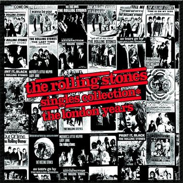 Rolling Stones,The The Singles Collection (The London Years)