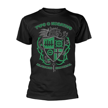 Type O Negative Wolf Crest T-Shirt S