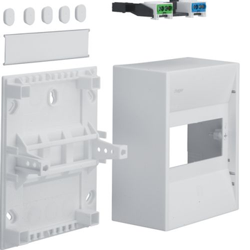 Hager Hager GD106N electrical distribution board
