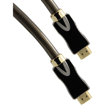 Rotronic ROLINE HDMI Ultra HD Cable with Ethernet, M/M 1 m, 1 m, HDMI Type A (Standard), HDMI Type A (Standard), 3D, Black
