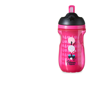 Tommee Tippee Active Straw 260 ml Straw cup