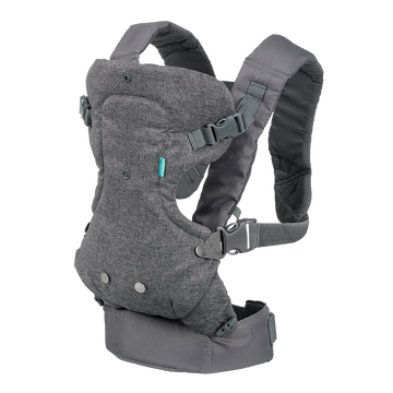 Infantino 005204 baby carrier Baby carrier backpack Grey